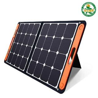 Jackery SolarSaga 100 ソーラーパネル100W チャージャー(防災関連グッズ)
