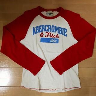 アバクロンビーアンドフィッチ(Abercrombie&Fitch)のAbercrombie & Fitch メンズ 長袖 Tシャツ Sサイズ(Tシャツ/カットソー(七分/長袖))