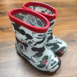 ディズニー(Disney)の長靴  ディズニー ミッキー ミニー(長靴/レインシューズ)