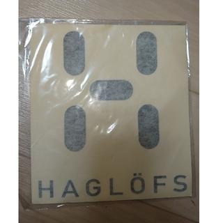 Haglofs - ホグロフス H ステッカー