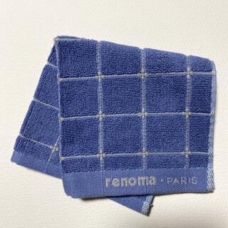 レノマ(RENOMA)のレノマ タオルハンカチ(ハンカチ/ポケットチーフ)