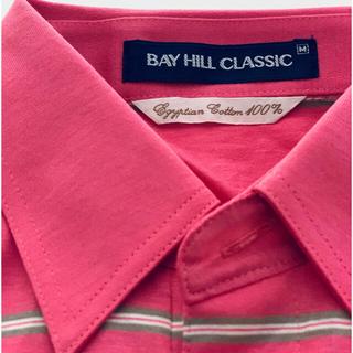 アーノルドパーマー(Arnold Palmer)のベイヒルクラシック メンズ ゴルフウェア ポロシャツレナウン(ウエア)