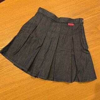 ナルミヤ インターナショナル(NARUMIYA INTERNATIONAL)の160 by  LOVE IT デニムスカート(スカート)