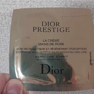 ディオール(Dior)のDior ディオール プレステージ ラクレーム マン ド ローズ ハンドクリーム(ハンドクリーム)
