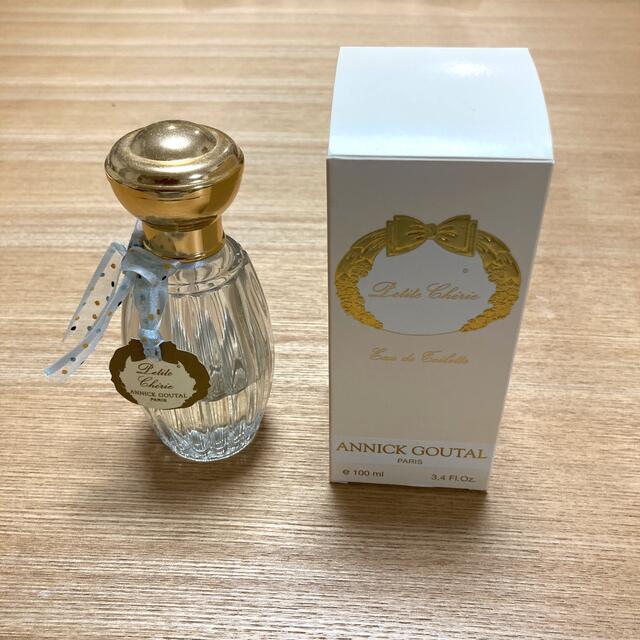 Annick Goutal(アニックグタール)のアニックグタール プチシェリー オードトワレ コスメ/美容の香水(香水(女性用))の商品写真