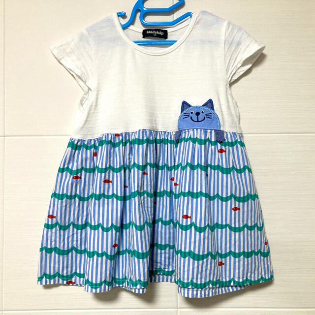 kladskap(クレードスコープ)のクレードスコープ チュニック キッズ/ベビー/マタニティのキッズ服女の子用(90cm~)(Tシャツ/カットソー)の商品写真