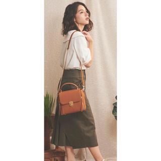 ノエラ(Noela)の【新品】Noela バックフレアタイトスカート(ロングスカート)