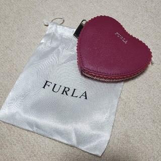 フルラ(Furla)の【FURLA】コインケース、小銭入れ、ハート型(財布)