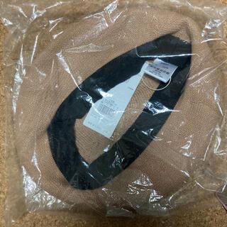カシータ(casiTA)の【最終価格】casiTA  ベレー帽 ブラウン(ハンチング/ベレー帽)