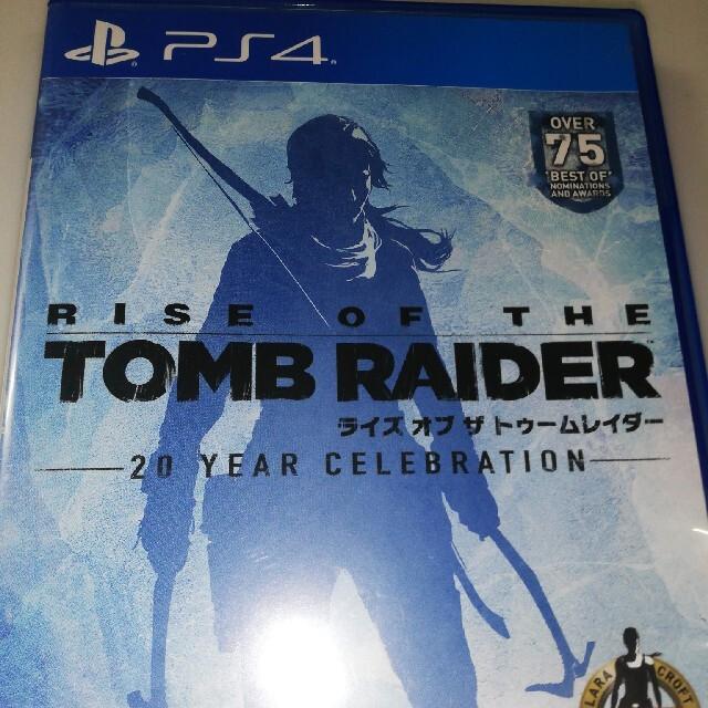 ライズ オブ ザ トゥームレイダー PS4 エンタメ/ホビーのゲームソフト/ゲーム機本体(家庭用ゲームソフト)の商品写真