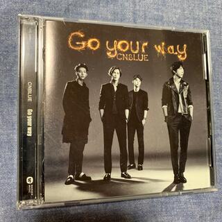シーエヌブルー(CNBLUE)のGo your way(初回限定盤B)(K-POP/アジア)