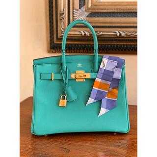 エルメス(Hermes)のヴェールヴェロン・バーキン30・エプソン・大変美品(ハンドバッグ)