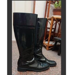 アシナガオジサン(あしながおじさん)のレインブーツ Lサイズ PUNTO DAY t.inaba(長靴/レインシューズ)