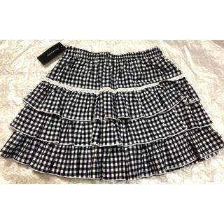 オリンカリ(OLLINKARI)の新品未使用 140cm  OLLINKARI キュロットスカート(スカート)