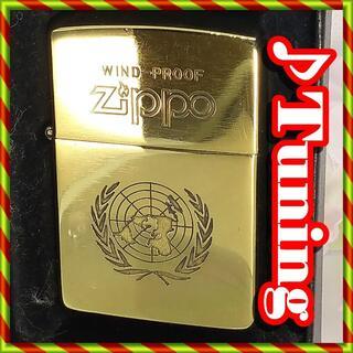 ジッポー(ZIPPO)の№479 ZIPPO WIND-PROOF 真鍮無垢 ジッポー 1991年5月(タバコグッズ)