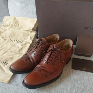 ルイヴィトン(LOUIS VUITTON)の最高級 Louis Vuitton(ルイヴィトン )ビジネスシューズ ウイングチ(ドレス/ビジネス)