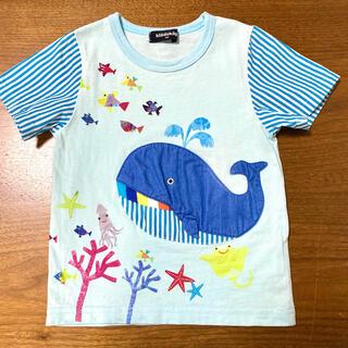 クレードスコープ(kladskap)のクジラTシャツ(Tシャツ/カットソー)