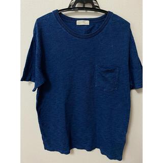 バックナンバー(BACK NUMBER)のデニム風Tシャツ メンズ(Tシャツ/カットソー(半袖/袖なし))