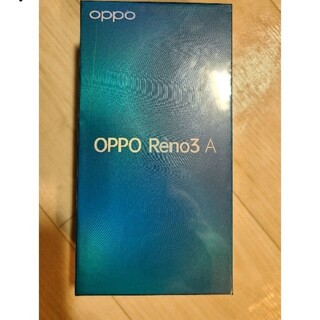 OPPO - OPPO Reno3A(ymobile版)ホワイト