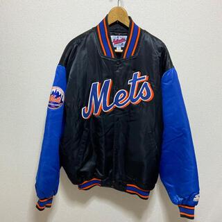 STARTER スターター 90s MLB Mets メッツ 中綿 スタジャン