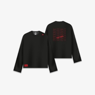 ボウダンショウネンダン(防弾少年団(BTS))のBTS LONG SLEEVE T-SHIRT(Tシャツ(長袖/七分))