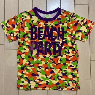 パーティーパーティー(PARTYPARTY)の【120cm】Tシャツ(Tシャツ/カットソー)