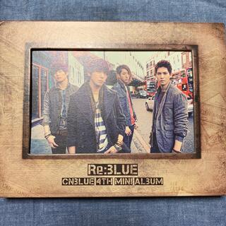 シーエヌブルー(CNBLUE)のRe:BLUE  CNBLUE 4th MINI ALBUM(K-POP/アジア)
