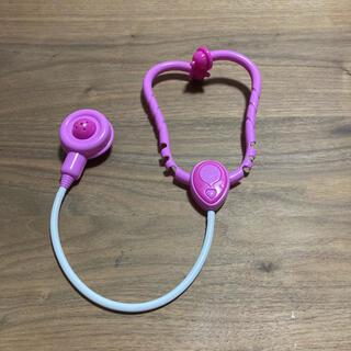聴診器のおもちゃ(小道具)