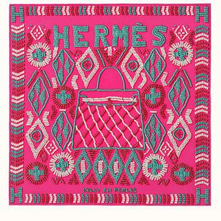 エルメス(Hermes)の新品 未使用 ガヴロッシュ ケリーアンペルル エルメス HERMES (バンダナ/スカーフ)
