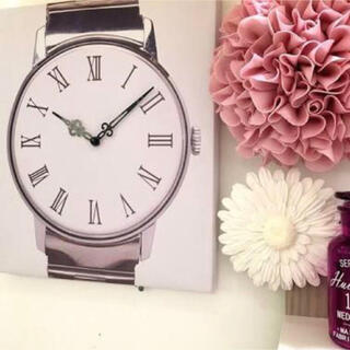 フランフラン(Francfranc)のフランフラン アート時計(掛時計/柱時計)