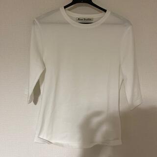 ACNE - Acne Studios Tシャツ 新品未使用