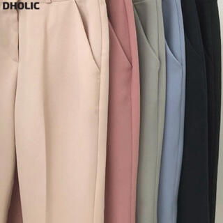 ディーホリック(dholic)のスリムスラックスパンツ②(カジュアルパンツ)