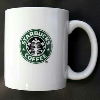 Starbucks Coffee - 未使用★スターバックスコーヒー★ マグカップ 旧ロゴ★スタバ コーヒーカップ