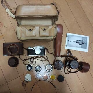 Canon カメラ Ⅳ-Sb(コンパクトデジタルカメラ)