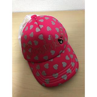 ダブルビー(DOUBLE.B)のミキハウスダブルb キャップM50〜52(帽子)