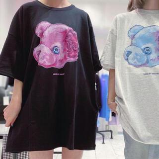 ミルクボーイ(MILKBOY)のLAND by MILKBOY(ランドバイミルクボーイ) ローズジャム TEE (Tシャツ/カットソー(半袖/袖なし))