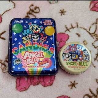 エンジェルブルー(angelblue)のANGEL BLUE 缶 2つセット(キャラクターグッズ)