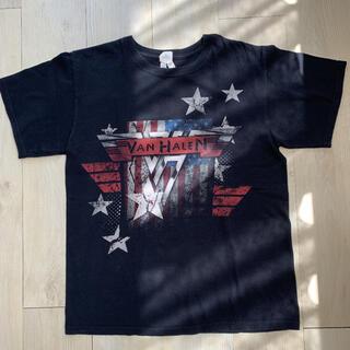 アンビル(Anvil)のanvil / VAN HEALEN / 90's バンドT 古着 Tシャツ(Tシャツ/カットソー(半袖/袖なし))