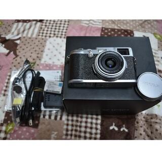 フジフイルム(富士フイルム)のもん様専用【美品・完動品】FUJIFILM X100(コンパクトデジタルカメラ)