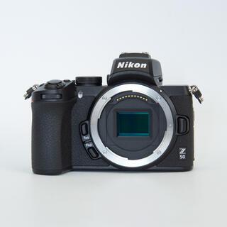 Nikon - Nikon Z50 ボディ