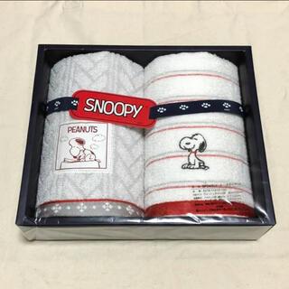 SNOOPY - 【新品】SNOOPY♡スヌーピー♡タオルセット♡