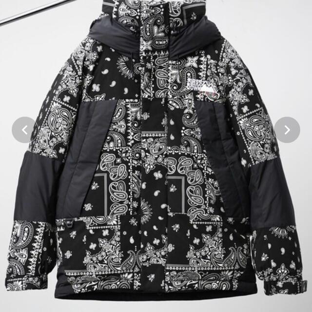 FREAK'S STORE(フリークスストア)のファーストダウン ペイズリー バンダナ S メンズのジャケット/アウター(ダウンジャケット)の商品写真