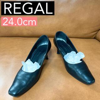 REGAL - REGAL パンプス 24.0cm