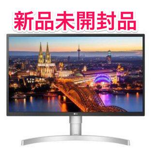 LG Electronics - 【新品】LG 27UL550-W 27型4K液晶ディスプレイHDR対応