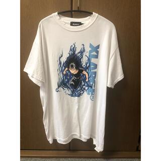 XLARGE - XLARGE 幽☆遊☆白書 tシャツ