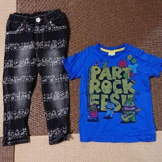 パーティーパーティー(PARTYPARTY)のPartyParty Tシャツとパンツ(Tシャツ/カットソー)