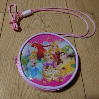 ディズニー(Disney)の☆プリンセス☆ポシェット ショルダーバッグ 中古品(ポシェット)