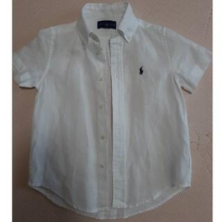 Ralph Lauren - 【美品】ラルフローレン 半袖シャツ 120cm