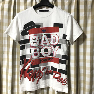 ジョイリッチ(JOYRICH)のJOYRICH BADBOY Tシャツ (Tシャツ/カットソー(半袖/袖なし))