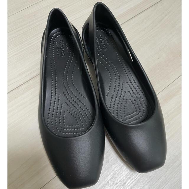 crocs(クロックス)の【美品 送料込】クロックス パンプス レディースの靴/シューズ(ハイヒール/パンプス)の商品写真